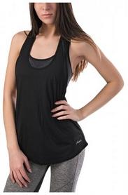 Майка для фитнеса женская Avecs 30119-AV черная