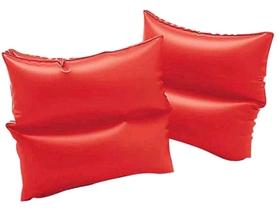 Нарукавники для плавания Intex 59640 (19х19 см) красные