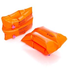 Нарукавники Intex 59642 (25х17 см) оранжевые