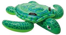 Плотик детский Intex 57524 Черепаха (150х127 см)