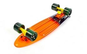 Фото 2 к товару Пенни борд Penny Fish Swirl SK-408-1 оранжевый