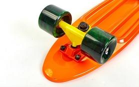 Фото 3 к товару Пенни борд Penny Fish Swirl SK-408-1 оранжевый