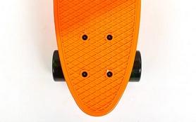 Фото 5 к товару Пенни борд Penny Fish Swirl SK-408-1 оранжевый