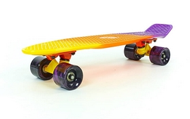 Фото 2 к товару Пенни борд Penny Fish Swirl SK-408-2 разноцветный