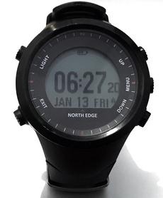 Часы спортивные North Edge Rover 1 (GPS) black