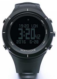 Часы спортивные North Edge Range 1 черные