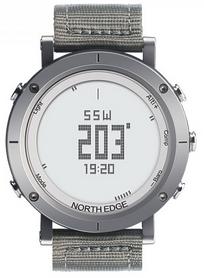 Часы спортивные North Edge Range 1 белые