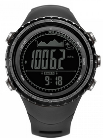 Часы спортивные North Edge Ridge 1 черные