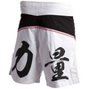 Шорты для ММА Adidas ADICSS53 черно-белые - фото 2