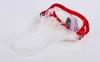 Набор для плавания подростковый Dorfin (ZLT) (маска+трубка) красный - фото 3
