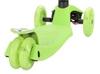 Самокат трехколесный Maraton Scooter 99 зеленый - фото 2