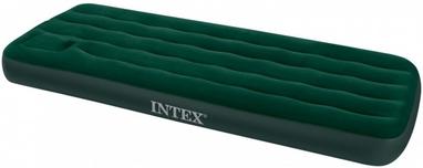 Матрас надувной односпальный Intex 66927 (191х99x22 см)