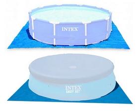Подстилка для бассейна Intex 28048 (472х472 см)