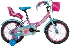 "Велосипед детский Stern Vicky 16"" розовый"