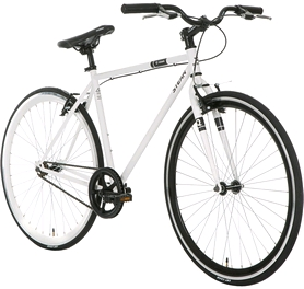 """Велосипед городской Stern Q-stom 28"""" белый, рама - 50 см"""