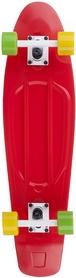 Пенни борд Termit Cruiser S17TESB1R2 красный
