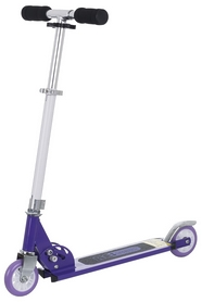 Самокат Reaction Folding Scooter RSCST100P3 фиолетовый