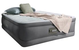 Кровать надувная двуспальная Intex 64474/64486 (203х152х46 см)