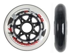 Колеса для роликов Rollerblade RB 90/84A 2014 8 шт