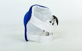 Фото 4 к товару Защита для катания детская (комплект) ZLT SK-4504-BL синяя