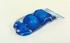Защита для катания детская (комплект) ZLT SK-4504-BL синяя - фото 9