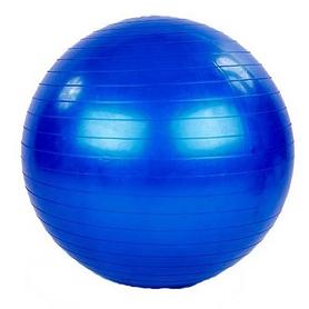Мяч для фитнеса (фитбол) 75 см HMS синий