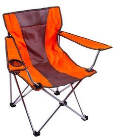 Стул складной туристический Mimir KB 002 оранжевый
