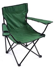 Стул складной туристический Green Camp SJ-B24 зеленый