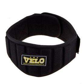 Распродажа*! Пояс тяжелоатлетический Velo Polyfoam 12027 - размер XL (85-100 см)