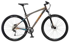 """Велосипед горный GT Karakoram Comp 29"""" 2016 черный, рама - L"""