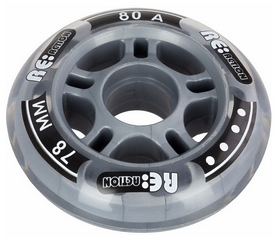 Колеса для роликов Reaction RW78\80, 78 мм 80А