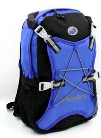 Рюкзак для роликов Wheelers Z-4671-B синий