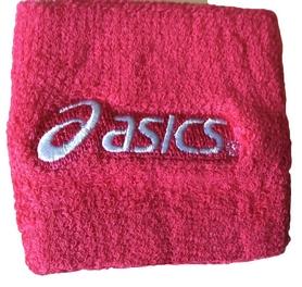 Повязка на кисть (напульсник) Asics BC-5761-P розовый