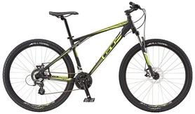 """Велосипед горный GT Aggressor Comp 27,5"""" 2016 black, рама - XS"""
