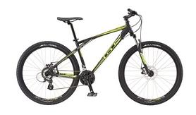 """Велосипед горный GT Aggressor Comp 27,5"""" 2016 black, рама - M"""