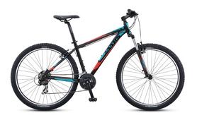 "Велосипед горный Jamis Trail X 15 gloss black 27,5"" 2016 черный, рама - 19"""