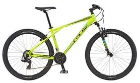 "Велосипед горный GT Aggressor Sport XS yellow 27,5"" 2016 желтый, рама - M"""