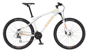 "Велосипед горный GT Avalanche Disc Women 27,5"" 2016 белый, рама - L"