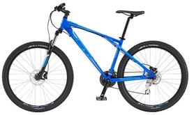 """Велосипед горный GT Aggressor Expert 27,5"""" 2016 синий, рама - XL"""