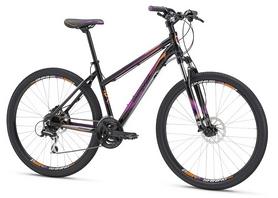 """Велосипед горный женский Mongoose Switchback Expert Women 27,5"""" 2016 черный, рама - S"""
