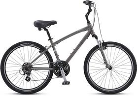 """Велосипед горный Jamis Explorer 2 26"""" 2016 серый, рама - 15"""""""