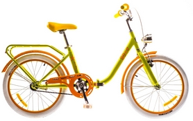 "Велосипед детский Dorozhnik Star 14G 20"" 2017 зеленый, рама - 13"""