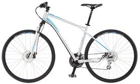 Велосипед горный женский GT Transeo 4.0 Women 28 2016 белый, рама - М 2018