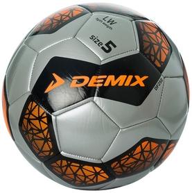Мяч футбольный Demix DF250-A2 серый
