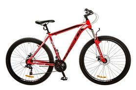 """Распродажа*! Велосипед горный Formula Atlant AM 14G DD 29"""" 2017 красный, рама - 20"""""""