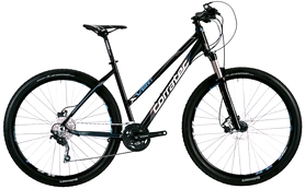 "Велосипед горный Corratec X-Vert 0.4 Trapez 29"" 2015 matt black, рама - 54 см"