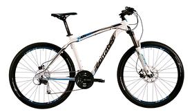"""Велосипед горный Corratec X-Vert Motion 650B 27,5"""" 2015 белый, рама - 49 см"""