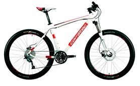 "Велосипед горный Corratec X-Vert 650B Motion 27,5"" 2016 white/black/red, рама - 44 см"