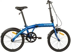 "Велосипед складной Stern Compact 1.0 20"" синий"