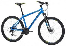 """Велосипед горный Mongoose Switchback Comp 27,5"""" 2016 blue, рама - XL"""